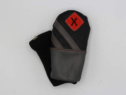 "Callaway ""X"" Hybrid Headcover Red/Black/Grey"