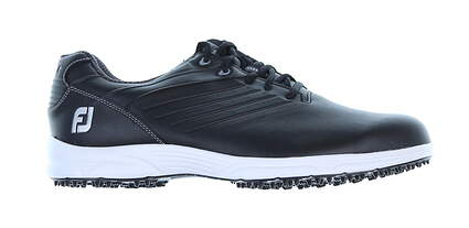 New Mens Golf Shoe Footjoy FJ Arc SL Medium 9.5 Black 59702 MSRP $100