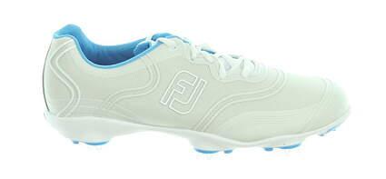New Womens Golf Shoe Footjoy Aspire Medium 9.5 Gray 98895 MSRP $160