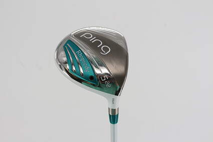 Ping 2015 Rhapsody Fairway Wood 5 Wood 5W 22° Ping ULT 220F Lite Graphite Ladies Right Handed 42.0in