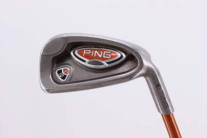 Ping i10 Single Iron 5 Iron Ping TFC 129I Graphite Regular Right Handed Black Dot 38.25in
