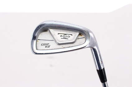 Mizuno T-Zoid EZ Comp Wedge Pitching Wedge PW True Temper D G Sensicore 300 Steel Stiff Right Handed 35.5in