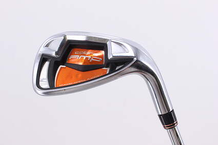 Cobra AMP Single Iron Pitching Wedge PW True Temper Dynalite 90 Steel Regular Right Handed 36.0in