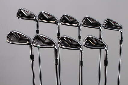 TaylorMade R9 TP Iron Set 3-PW GW True Temper Dynamic Gold S300 Steel Stiff Right Handed 38.0in