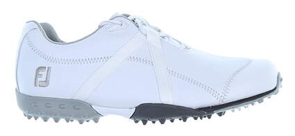New Womens Golf Shoe Footjoy M Project Medium 7 White 95608 MSRP $180