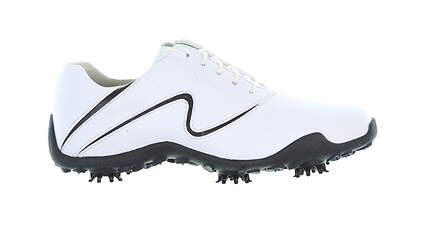 New Womens Golf Shoe Footjoy LoPro Collection Medium 9 White/Black MSRP $60
