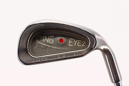 Ping Eye 2 Single Iron 3 Iron Ping ZZ Lite Steel Stiff Right Handed Red dot 39.0in