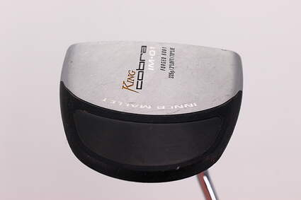 Cobra IM-01 Putter Face Balanced Steel Right Handed 35.0in