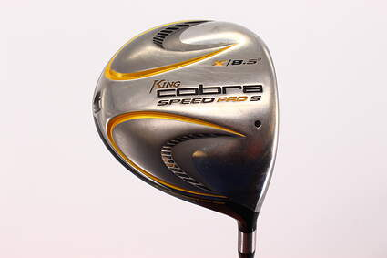 Cobra Speed Pro S Driver 8.5° Cobra Fujikura Speeder Pro Graphite Stiff Right Handed 45.0in