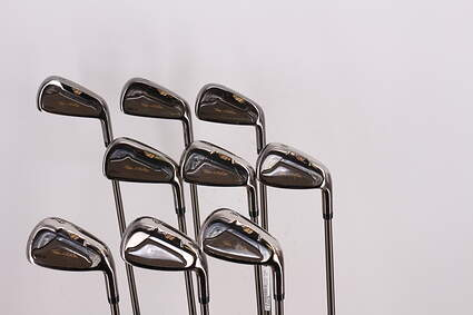Wishon Golf 560mc Forged Iron Set 3-PW GW Fujikura Vista Pro 90 Graphite Stiff Right Handed 37.0in