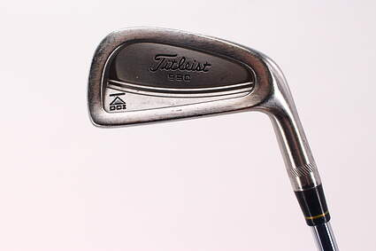 Titleist DCI 990 Single Iron 4 Iron True Temper TT Lite XL Steel Regular Right Handed 38.25in