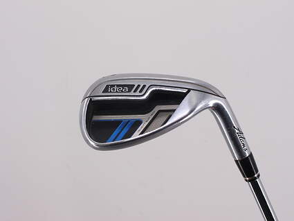 Adams 2014 Idea Wedge Sand SW Idea 85G Graphite Regular Right Handed 35.25in