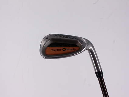 TaylorMade Firesole Single Iron Pitching Wedge PW TM Bubble Graphite Regular Right Handed 35.5in