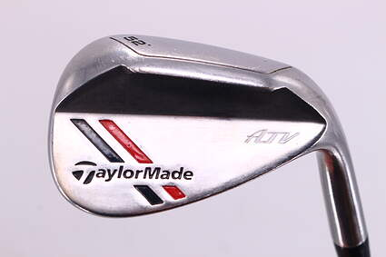 TaylorMade ATV Wedge Gap GW 52° Stock Steel Shaft Steel Wedge Flex Right Handed 35.25in