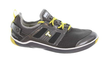New Mens Golf Shoe True Linkswear Lyt Breathe Medium 9.5 Gray MSRP $160