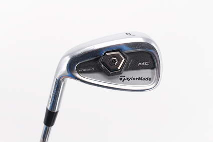 TaylorMade 2011 Tour Preferred MC Wedge Pitching Wedge PW True Temper Dynamic Gold S300 Steel Stiff Left Handed 35.75in
