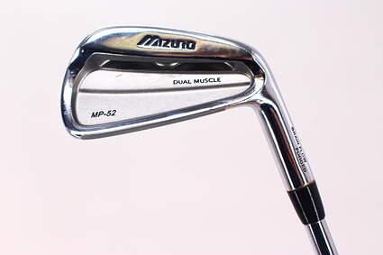 Mizuno MP 52 Single Iron 5 Iron True Temper Dynamic Gold R300 Steel Regular Right Handed 38.75in