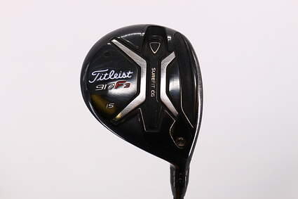 Titleist 917 F3 Fairway Wood 3 Wood 3W 15° Diamana D+ 80 Limited Edition Graphite Stiff Right Handed 43.0in