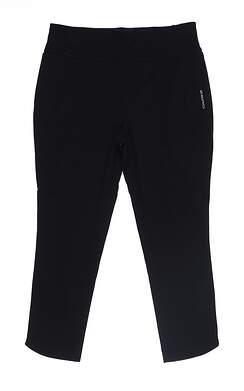 New Womens Zero Restriction Cici Leggings X-Large XL Black P593L MSRP $97