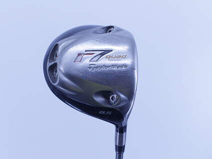TaylorMade R7 Quad Driver 8.5° TM M.A.S.2 Graphite Stiff Right Handed 44.5in