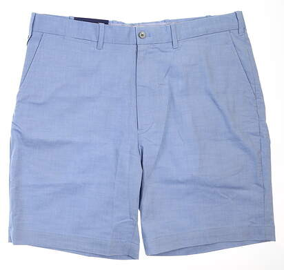 New Mens Ralph Lauren Golf Shorts 36 Blue MSRP $120