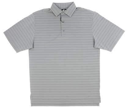 New Mens Footjoy Polo Medium M Gray MSRP $75 25779