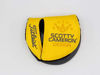 Titleist Scotty Cameron Phantom X 5|X 5.5|X 6|X 7|X 7.5|X 8|X 8.5 Right Handed Putter Headcover
