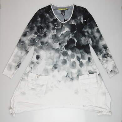 New Womens Jamie Sadock Dress X-Small XS Multi MSRP $119 91404