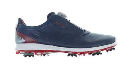 New Mens Golf Shoe Ecco BIOM G2 9 Blue 130674 59057 MSRP $260