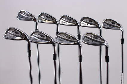 Cobra Carbon CB Iron Set 3-PW GW Dynamic Gold SL S300U Steel Stiff Right Handed 38.5in