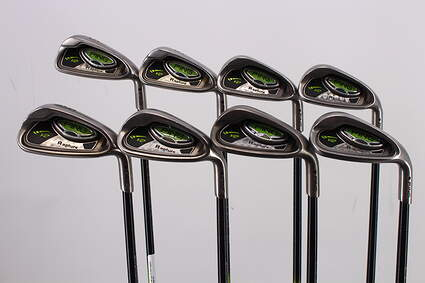 Ping Rapture V2 Iron Set 5-PW GW SW Ping TFC 939I Graphite Regular Right Handed Black Dot 37.75in