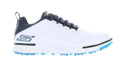 New Mens Golf Shoe Skechers Go Golf Elite 9 White/Black 54523 $89.99