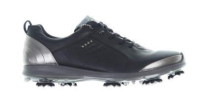 New Womens Golf Shoe Ecco BIOM Hybrid 2 Medium 10 Black 101533 MSRP $240