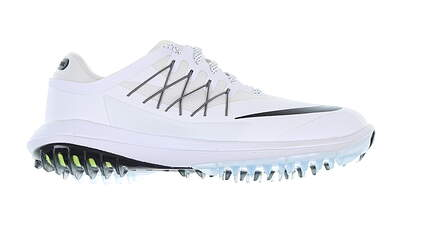 New Womens Golf Shoe Nike Lunar Control Vapor Medium 6 White/Black 84 MSRP $200