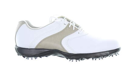 New Womens Golf Shoe Footjoy Superlites Medium 8 Almond MSRP $90 98803