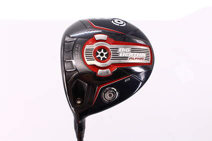 Callaway Big Bertha Alpha 815 Driver 9° Aldila 65 Graphite Stiff Left Handed 44.5in