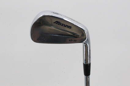 Mizuno MP 32 Single Iron 6 Iron True Temper Dynamic Gold S300 Steel Stiff Right Handed 38.0in
