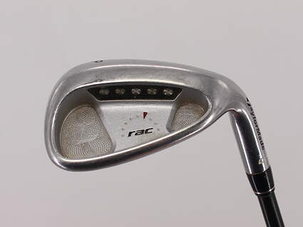 TaylorMade Rac OS Single Iron Pitching Wedge PW TM Ultralite Iron Graphite Graphite Senior Right Handed 36.25in