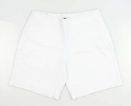 New Womens Footjoy Golf Shorts X-Small XS White MSRP $85 24098