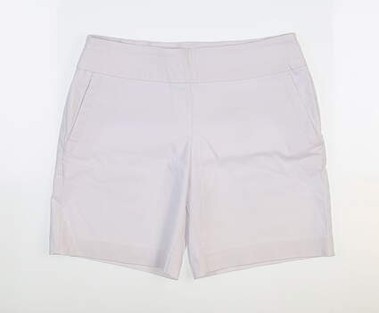 New Womens Footjoy Golf Shorts Small S White MSRP $65