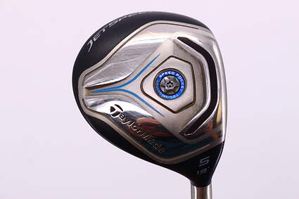 TaylorMade Jetspeed Fairway Wood 5 Wood 5W 19° TM Matrix VeloxT 69 Graphite Regular Right Handed 43.0in