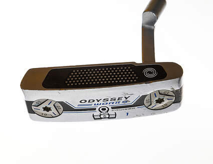 Odyssey Works Tank Cruiser 1 Putter Steel Right Handed 35.0in