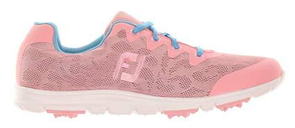 New Womens Golf Shoe Footjoy enJoy Medium 9.5 Pink MSRP $80 95700