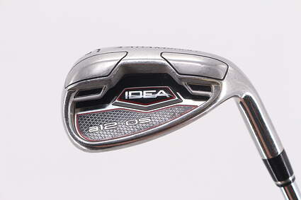 Adams Idea A12 OS Wedge Gap GW Steel Stiff Right Handed 35.5in