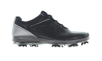 New Womens Golf Shoe Ecco BIOM G2 Medium 39 (US 8-8.5) Black MSRP $220