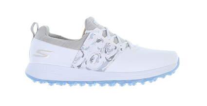 New Womens Golf Shoe Skechers Go Golf Max Lag Medium 9 White MSRP $85