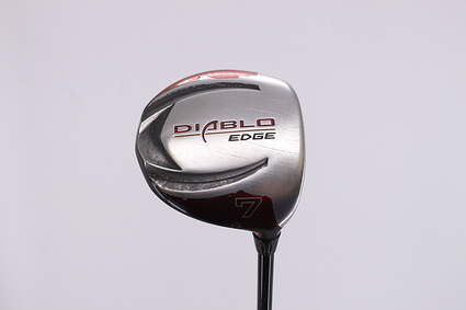 Callaway Diablo Edge Fairway Wood 7 Wood 7W Callaway Diablo Edge Fairway Graphite Senior Right Handed 41.5in