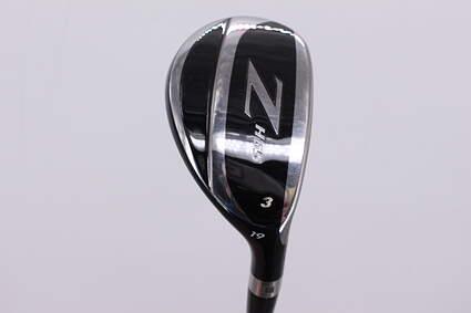 Srixon Z H65 Hybrid 3 Hybrid 19° Miyazaki Kaula 7 Graphite Stiff Right Handed 40.5in