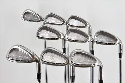 Cleveland TA7 Iron Set 3-PW GW Dynalite Gold SL Sensicore 300 Steel Regular Right Handed 37.75in