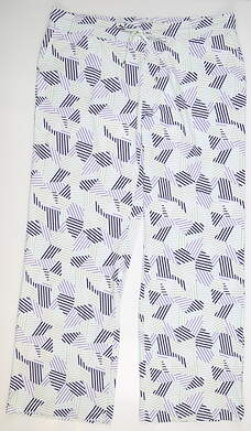 New Womens Fairway & Greene Sydnee Lounge Pants X-Large XL Belize MSRP $96 L12289